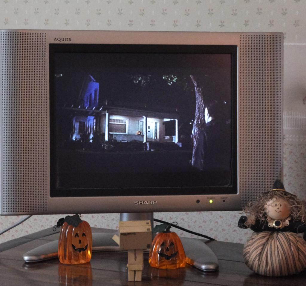 Preparing for Halloween by linnypinny