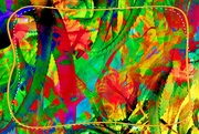24th Oct 2020 - Cactus abstract