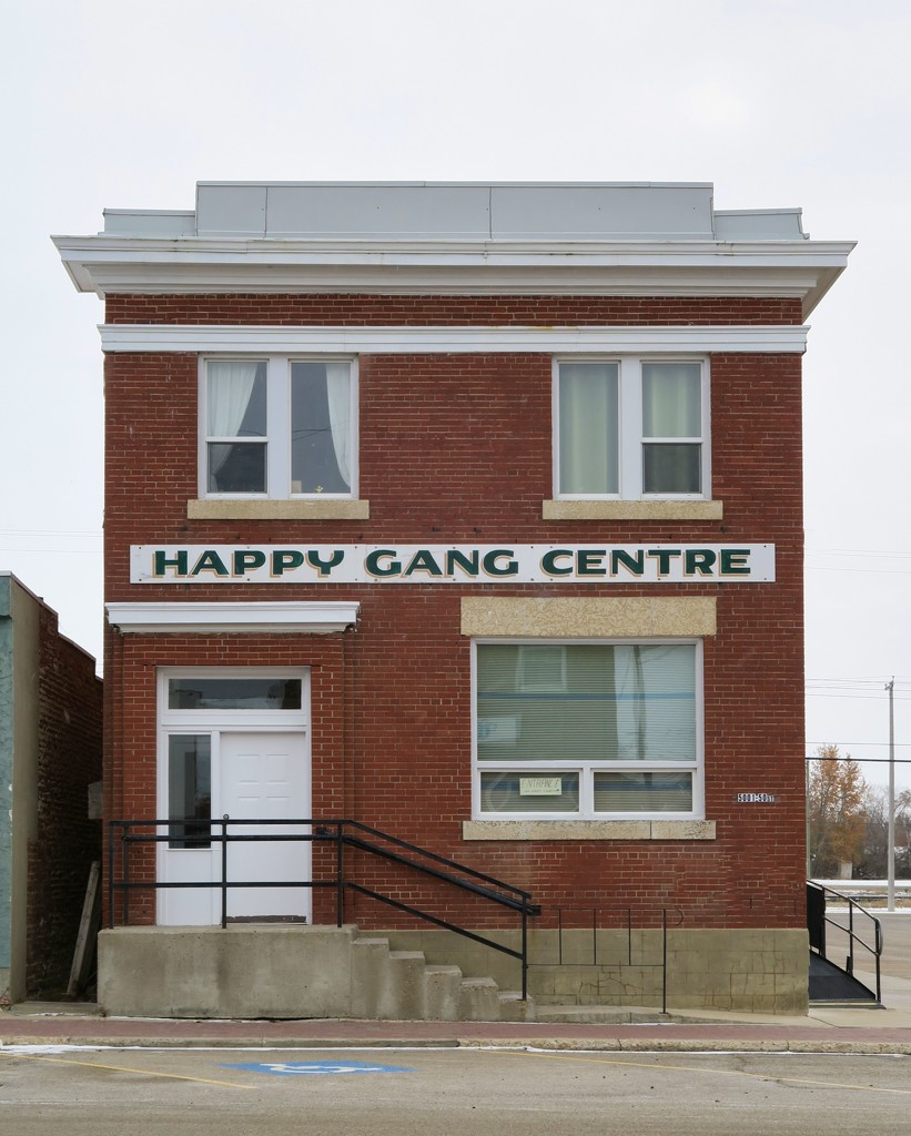 Happy Gang Centre by rwaterhouse