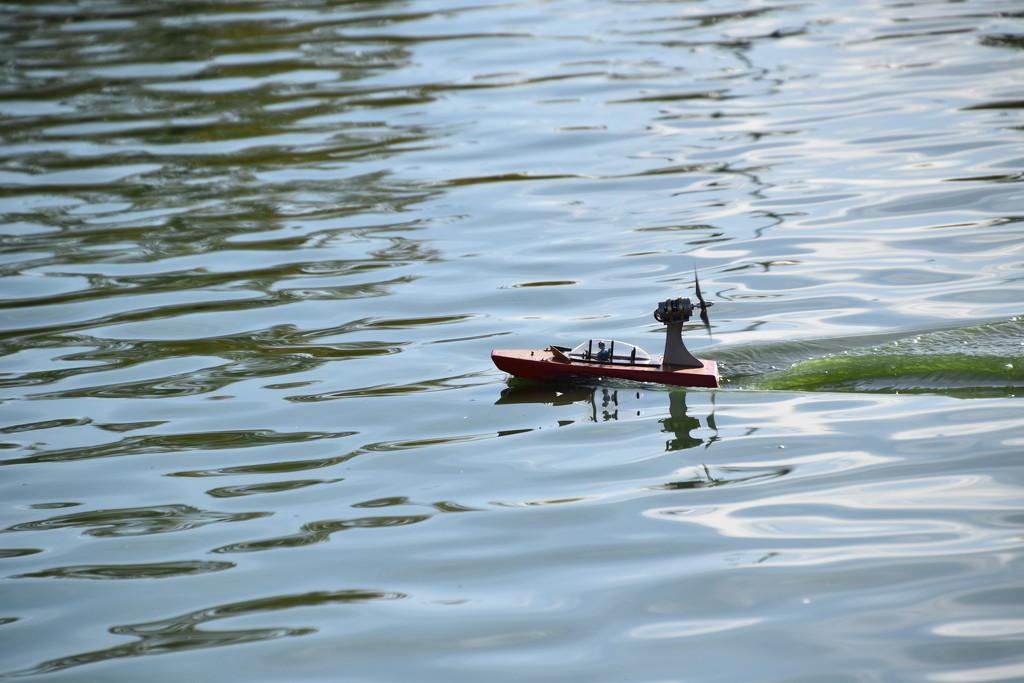 R.C. Boat by bigdad