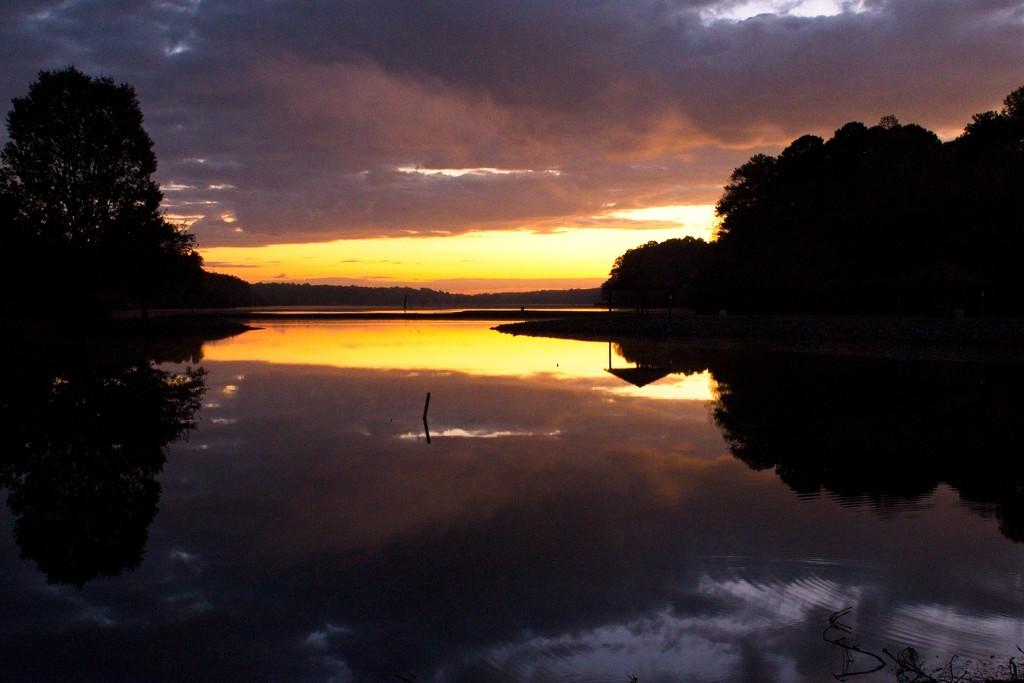 LHG-2729- shamrock sunrise by rontu