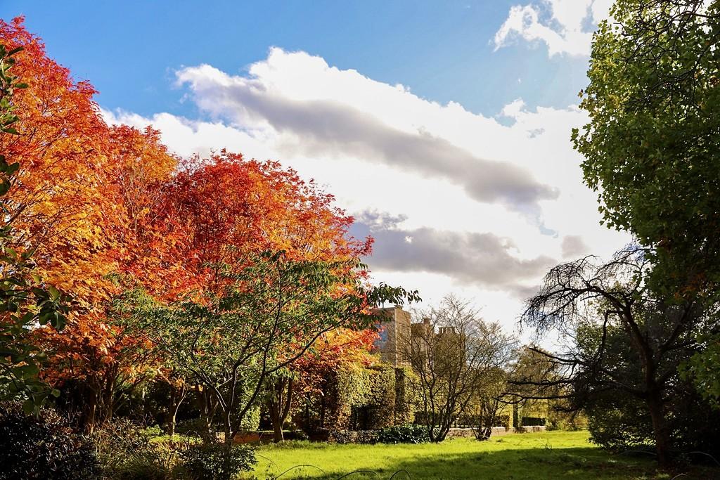 Doddington Hall Gardens by phil_sandford