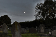 25th Oct 2020 - The Graveyard at Dusk