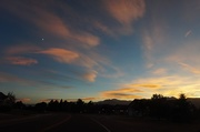 25th Oct 2020 - Sunset in Colorado Springs