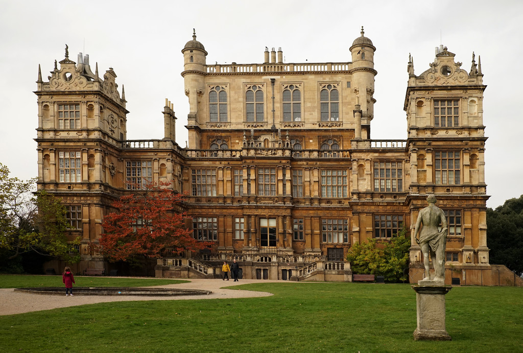 Wollaton Hall also known as Wayne Manor by phil_howcroft