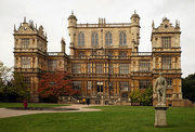 23rd Oct 2020 - Wollaton Hall also known as Wayne Manor