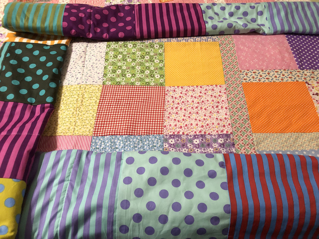 Double quilting by homeschoolmom