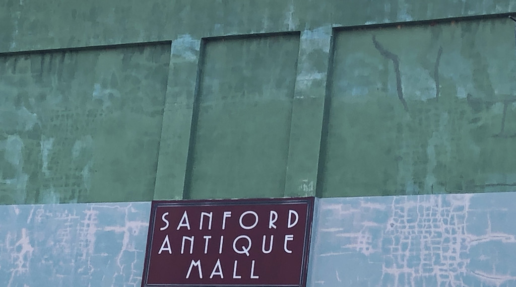 Abstract Antique mall by homeschoolmom