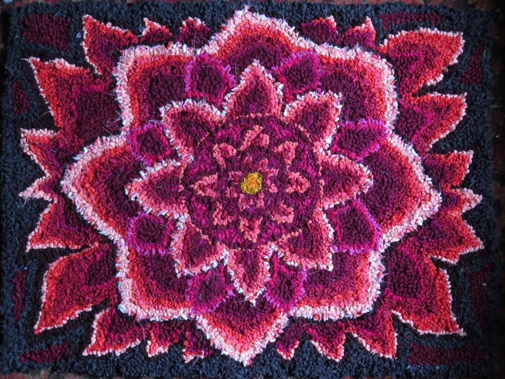 Rag rug #7 by kali66
