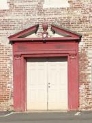 25th Oct 2020 - Cool Door Frame