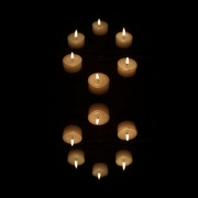 25th Oct 2020 - Candle Light