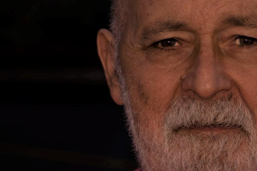 Portrait...Ron's face by granagringa