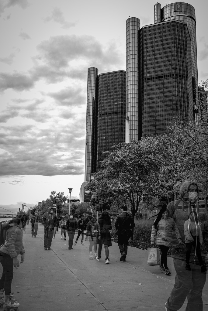 masked in detroit by jackies365