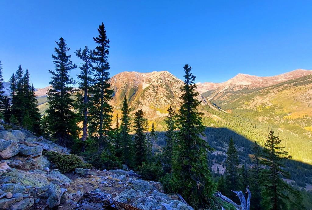 Mt Huron Trail by harbie