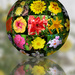 3D Flower Ball by onewing