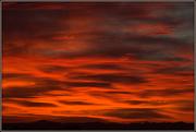 25th Oct 2020 - Sunset