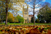 25th Oct 2020 - Pershore Abbey