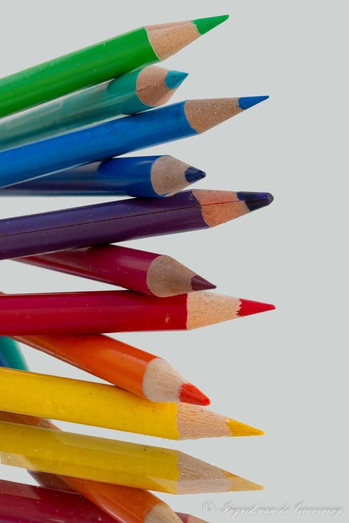 Pencils #6 by ingrid01