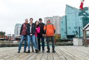18th Oct 2020 - On a Halifax pier