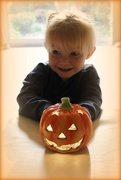 26th Oct 2020 - My   Little Pumpkin.