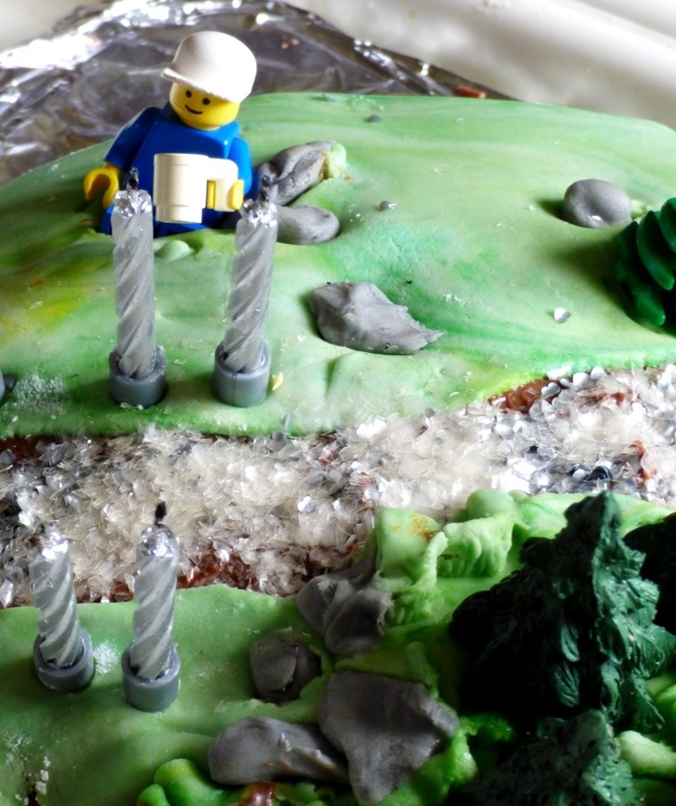 Birthday Cake by fishers