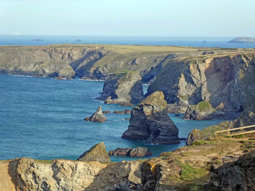 Walking the Cornish Coast by cmp