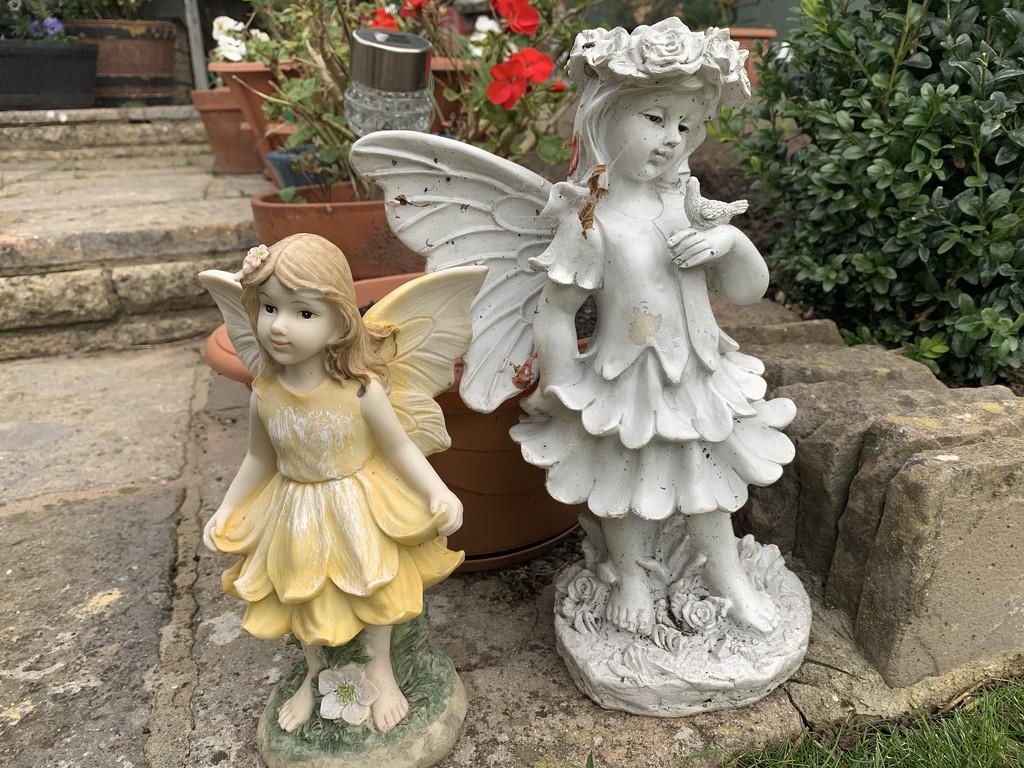 Fairies in the Garden by bill_gk