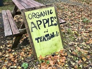 26th Oct 2020 - Organic apples and tea towels