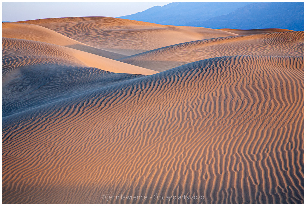 Late Day Dunes by aikiuser