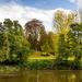The River Wye at Bredwardine