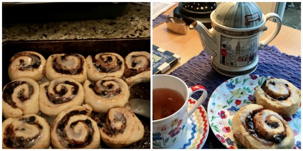 Afternoon Tea by allie912