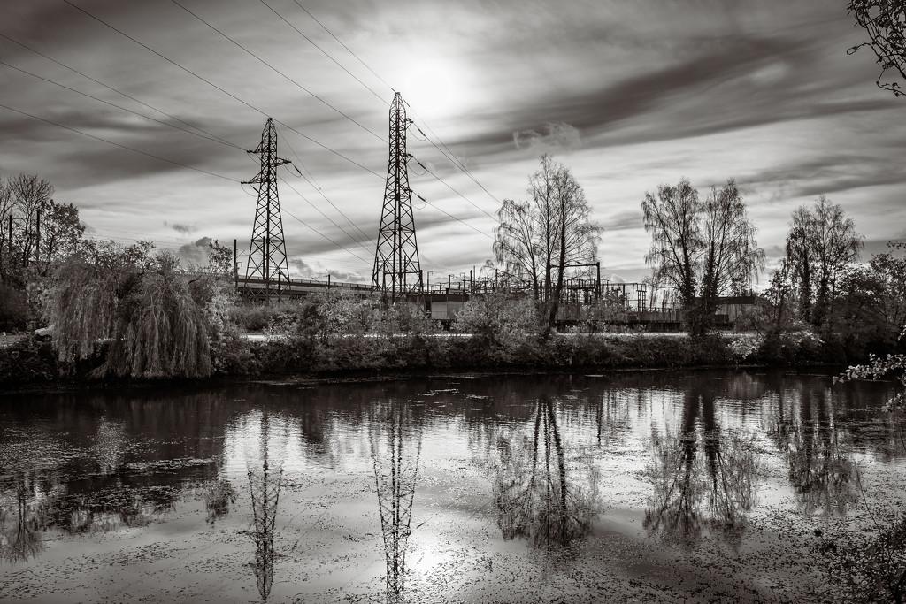 Industrial Landscape... by vignouse