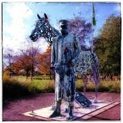 27th Oct 2020 - War Horse