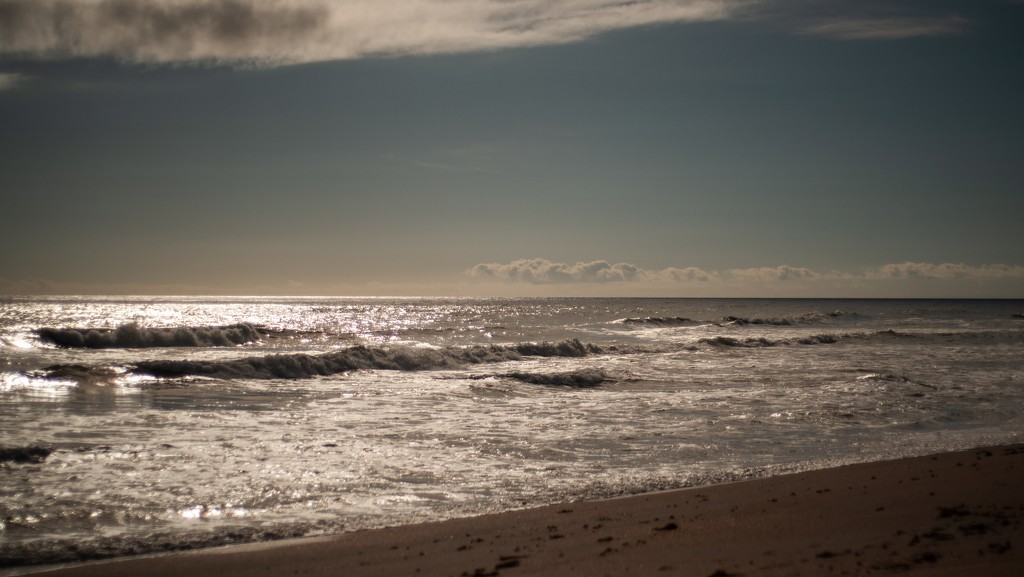 The Atlantic Ocean!  by rickster549