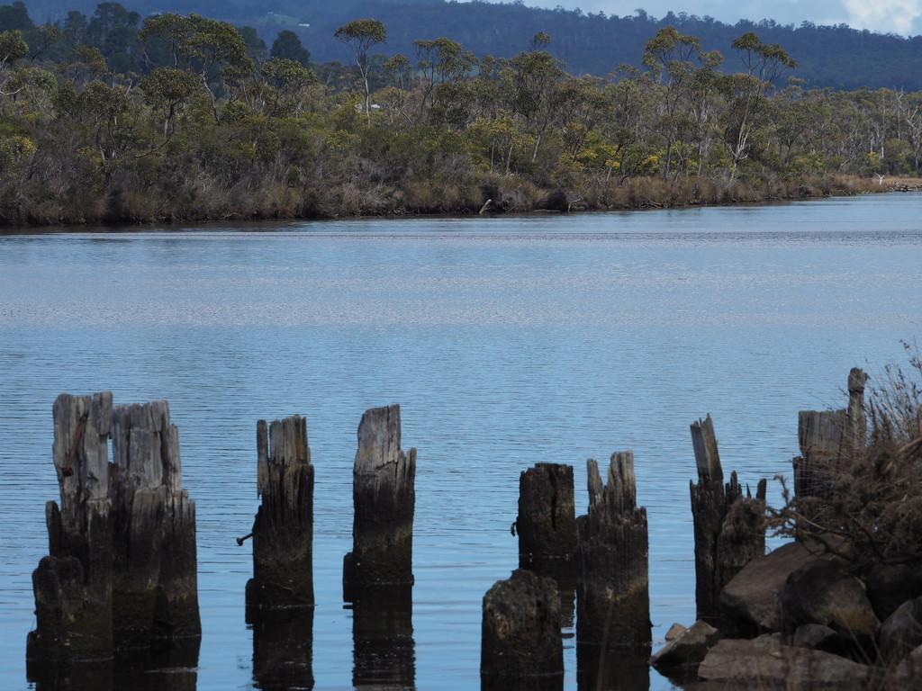 Huon River by katford