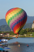 12th Oct 2020 - Hot air balloon Vientiane, Laos