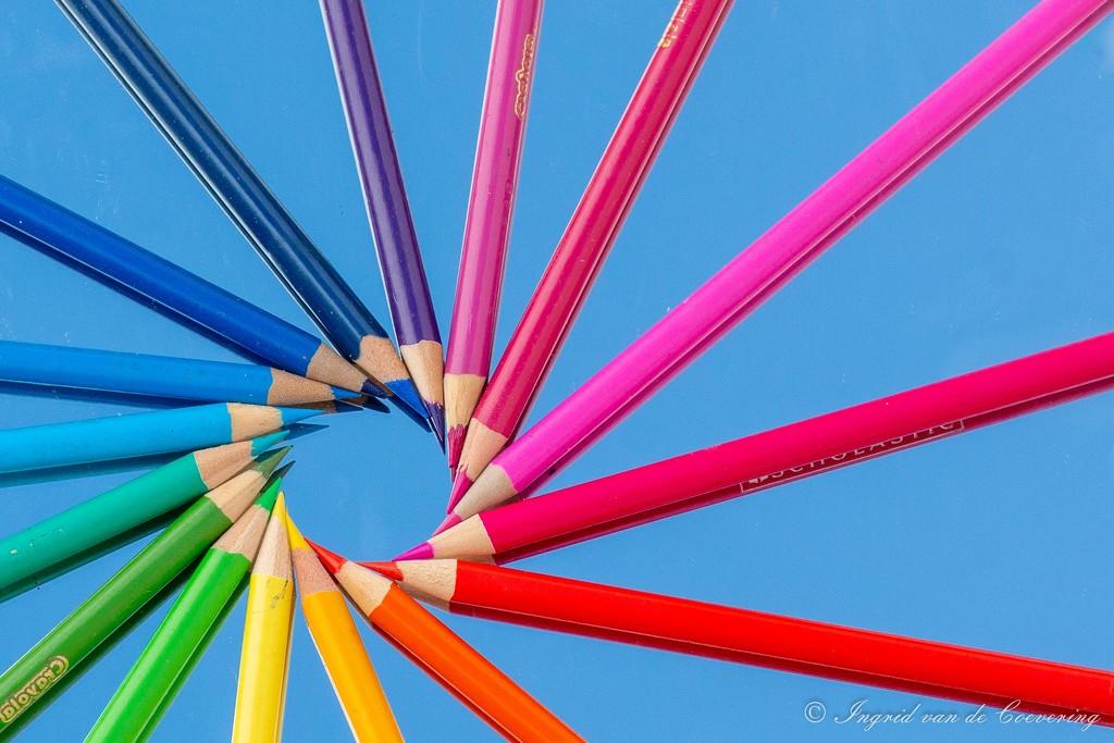Pencils #8 by ingrid01