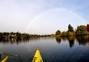 28th Oct 2020 - Rainbow Paddle