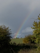 28th Oct 2020 - The end of the rainbow