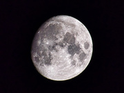28th Oct 2020 - Tonights Moon