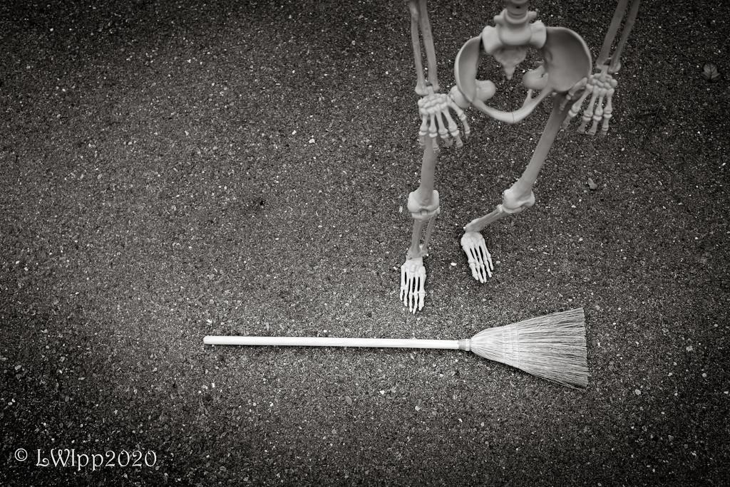 Bonetober Year 7 by lesip