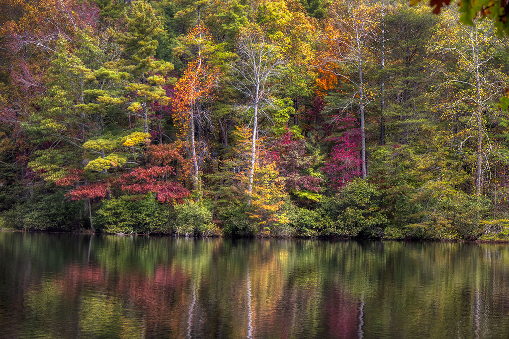 Fall Reflections by kvphoto
