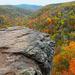 Hawksbill Crag View