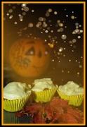 29th Oct 2020 - Pumpkin Fairy Cakes
