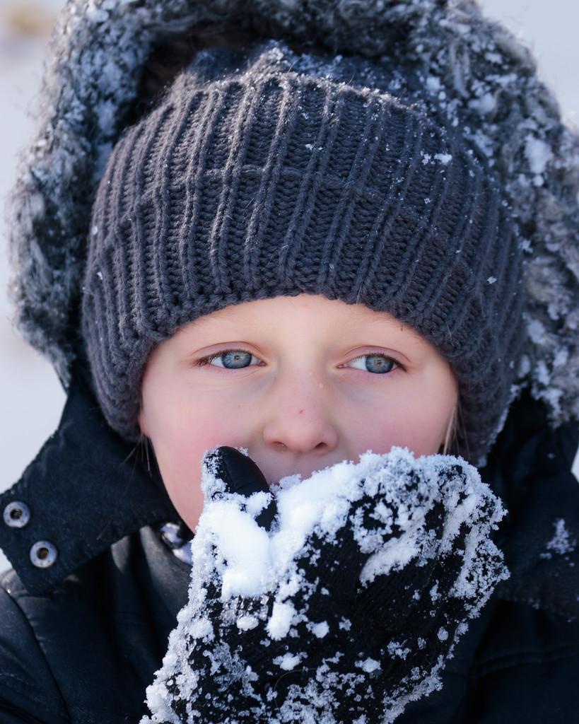 snow fun by aecasey