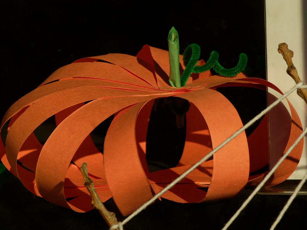 pumpkin craft by rminer