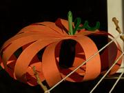 30th Oct 2020 - pumpkin craft