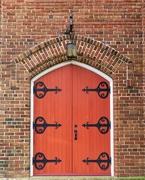 30th Oct 2020 - Red Door