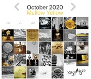 31st Oct 2020 - Mellow Yellow October