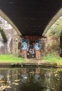 31st Oct 2020 - Under the bridge